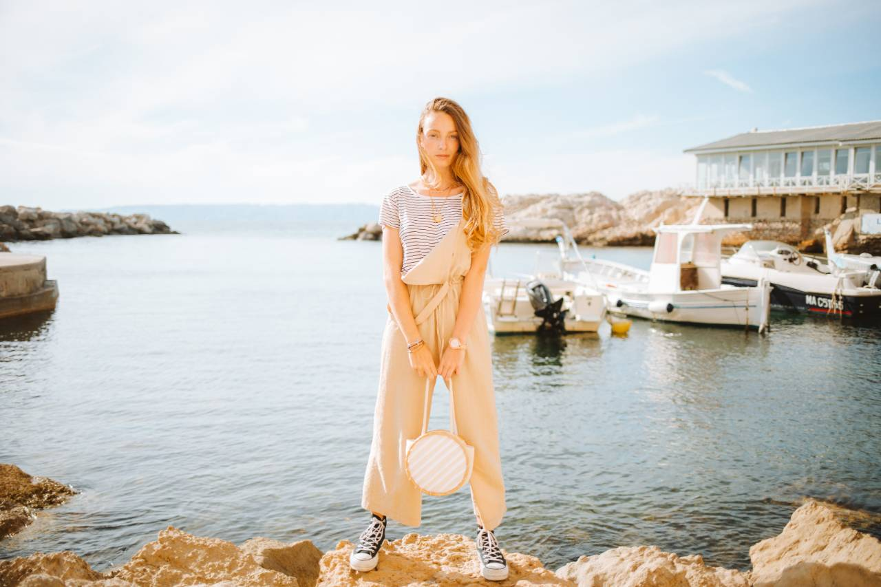 Pair Nautical Fashion Accessories With Your Wardrobe for Summer